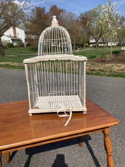 Decorative Bird Cage Thumbnail