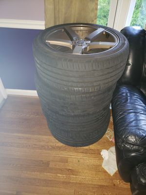 Jnc weals 18×9 5×100 for Sale in Silver Spring, MD
