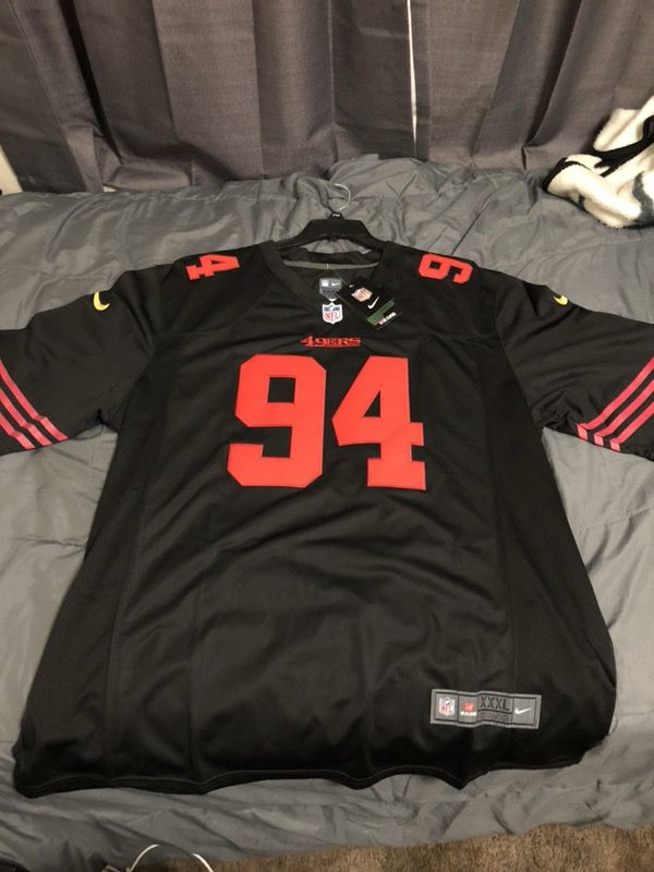 outlet store 70d64 8df23 49ers Jersey. for Sale in Shafter, CA - OfferUp