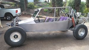 Photo Four-seat Custom built GAW off road buggy