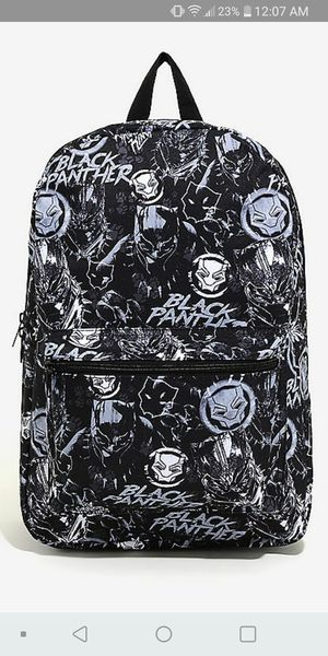 Black Panther Backpack for Sale in Brea, CA