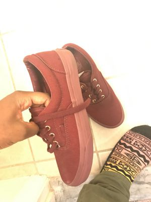 Size 6 vans for Sale in Silver Spring, MD