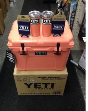 Yeti cooler bundle promo sale for Sale in Washington, VA