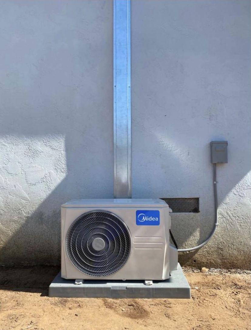 York 1 Ton Minisplit System