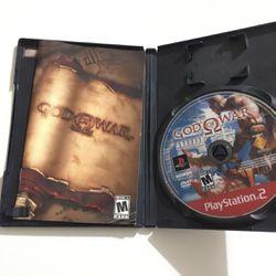 God Of War 1 PS2 Thumbnail
