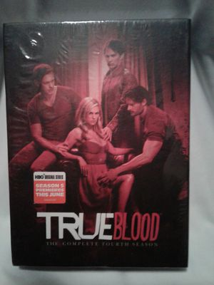 New True Blood Season 4 DVD for Sale in Crosby, TX