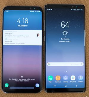 Trade new Note 8 for Macair for Sale in Frederick, MD