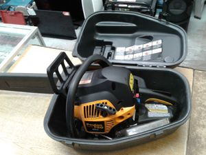 Poulan Pro 967185102 PP4218A 42cc Assembled Chainsaw with Case, 18-Inch for Sale in Baltimore, MD