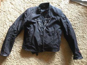 dainese motorcycle jacket for Sale in Atlanta, GA
