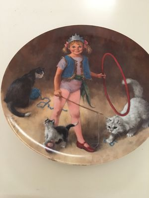 Circus Girl Plate for Sale in Tempe, AZ