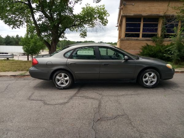 03 Ford Taurus Excellent Shape Low Miles New Tranny Cheap Cars Trucks In Kansas City Mo Offerup