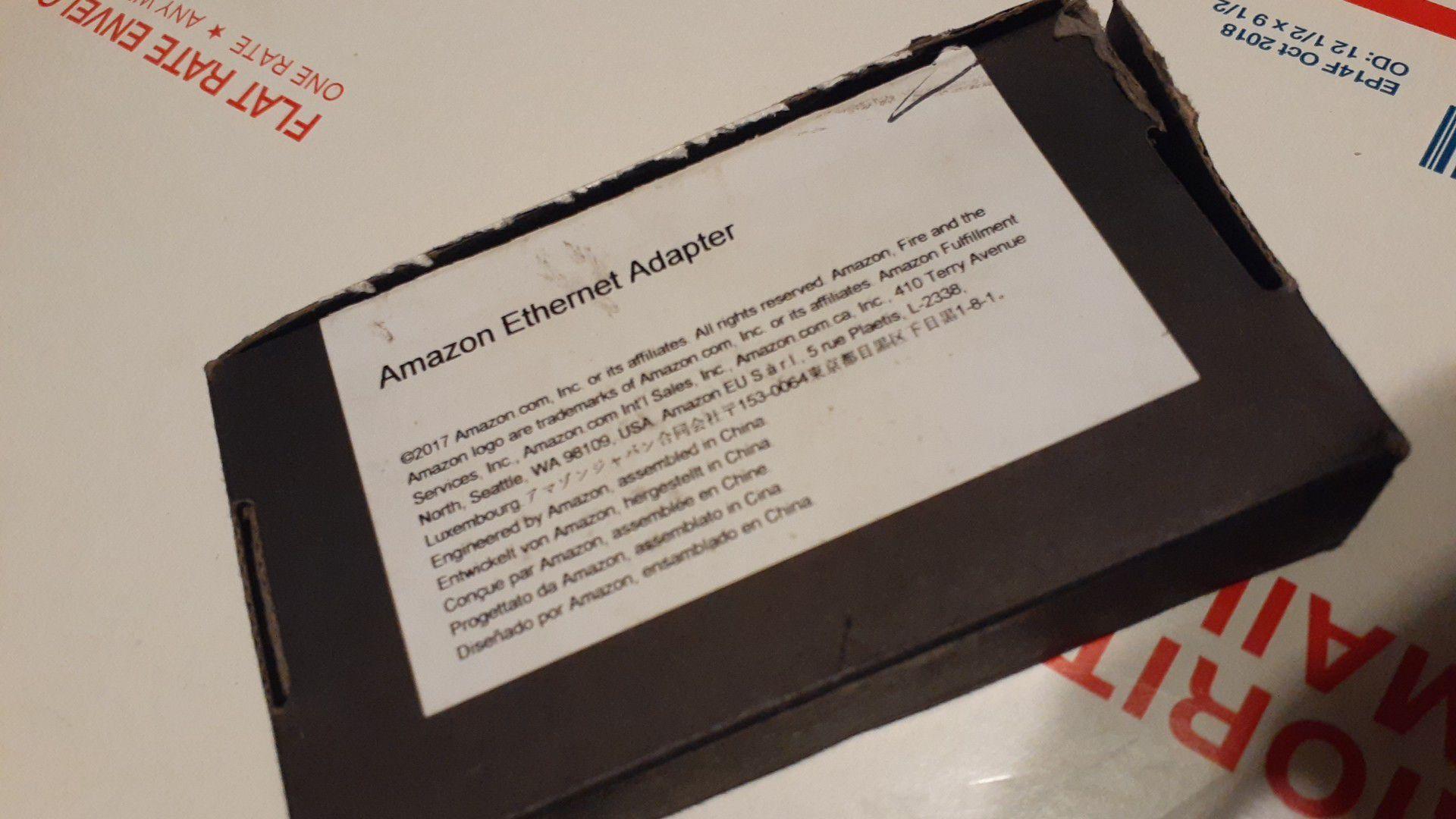 Amazon ethernet adapter