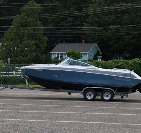 Four winns horizon 200 boat sale trade