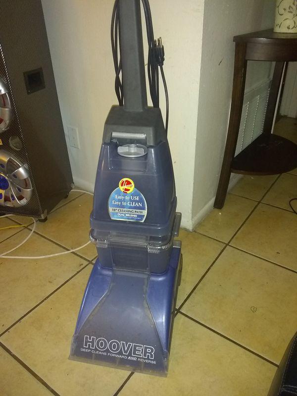 Hoover carpet cleaner. Phoenix, AZ