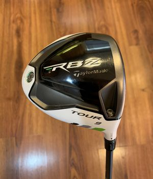 TaylorMade RocketBallz Tour Driver 9° Used Golf Club for Sale in Park Ridge, IL
