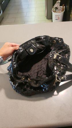 Michael kors black purse Thumbnail