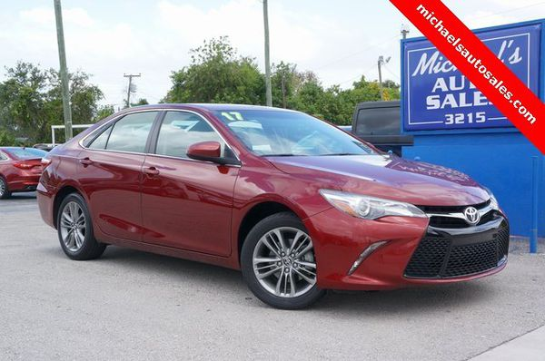 2017 Toyota Camry Hollywood