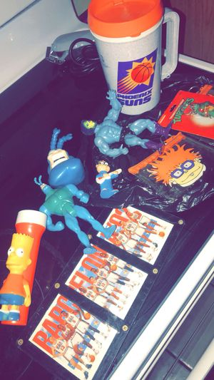 Toys ,Cards Action figures for Sale in Phoenix, AZ