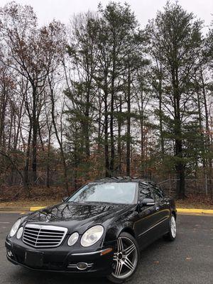 2008 MERCEDES-BENZ E 350 4MATIC for Sale in Lincolnia, VA