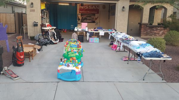 Rancho Cabrillo Community Garage Sale Today For Sale In Peoria Az Offerup
