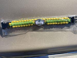 Packers wrist bracelet for Sale in El Paso, TX