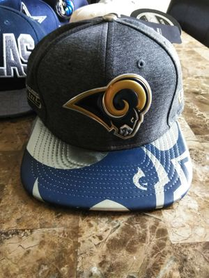 923ff840bb8a4 Los Angeles rams snapback hat for Sale in Fort Worth