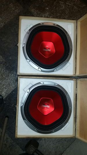 Sony explod subwoofers for Sale in Hyattsville, MD