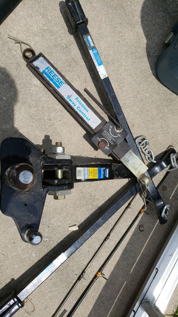 Reese Trailer Sway Bar And Hitch For Sale In Vero Beach Fl Offerup