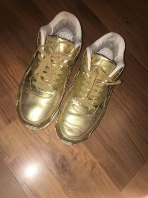 Golden Airmax 1 Liquid Gold for Sale in Annandale, VA