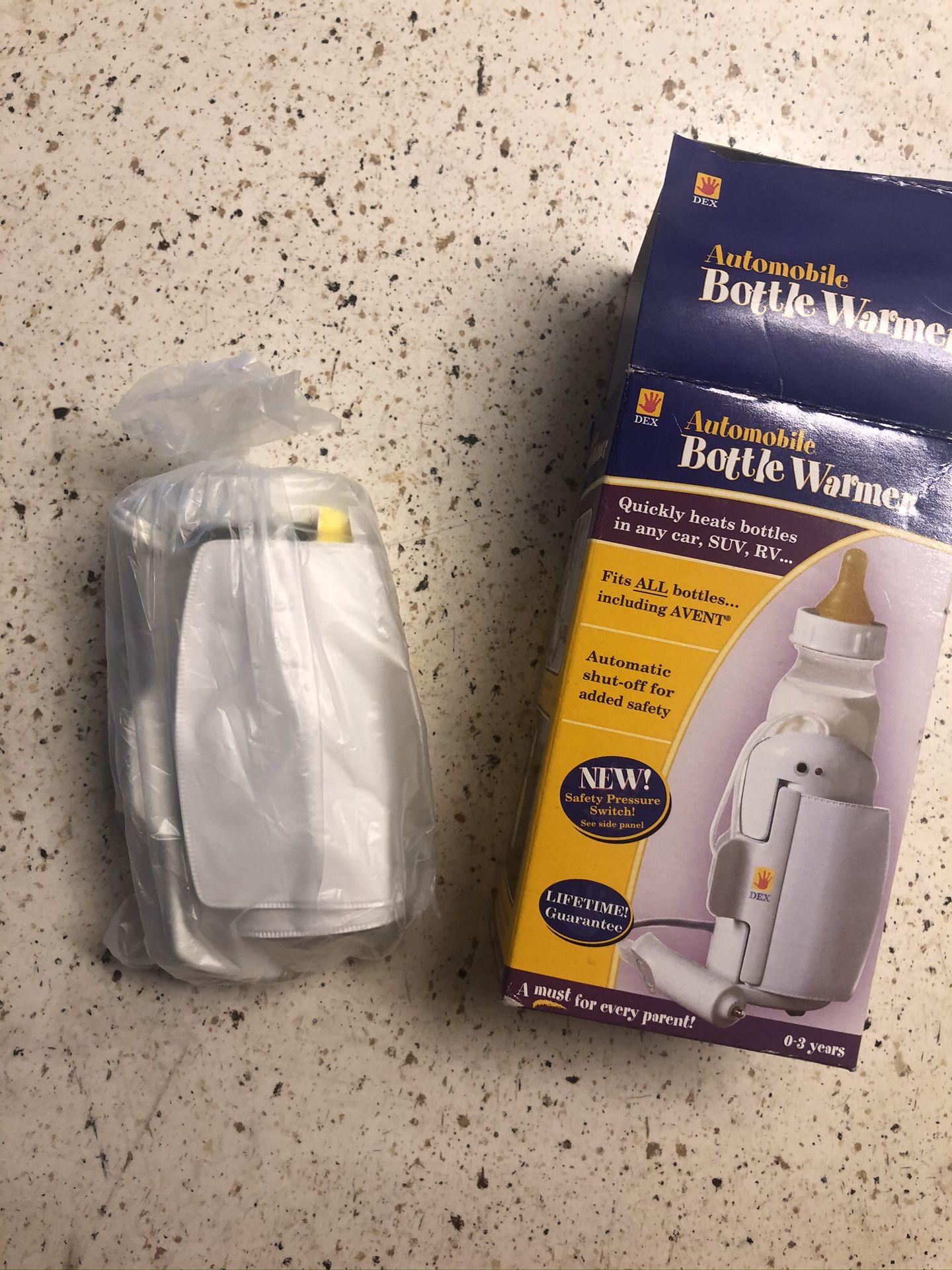 Automobile Bottle warmer