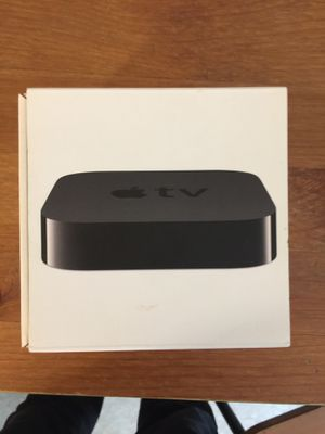 Apple TV with cable for Sale in Salem, MA
