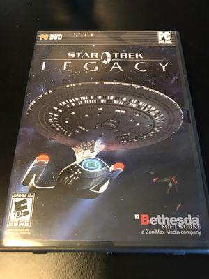 Star Trek: Legacy - PC Game for Sale in Leesburg, VA