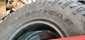 Photo (5) Goodyear wrangler duratracs 315/75r/16