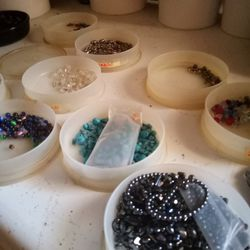 Jewelry Beads For Necklaces Bracelets And More... Thumbnail