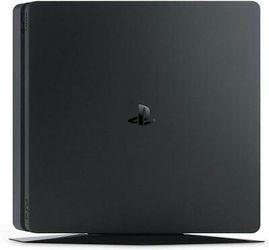 NEW Sony PlayStation Ps4 1TB Slim Gaming Console Black -CUH-2215B Thumbnail