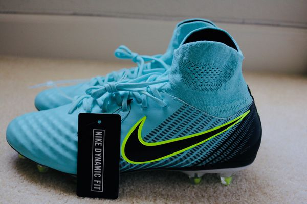 6a50bb581d63 Nike Magista Orden 2 FG Soccer Cleats Size 8.5 (M) 10.5 (W) (Sports    Outdoors) in Cupertino