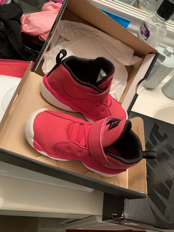 save off 6e9f5 e0ea5 Toddler Jordan Jumpman Team II Rush Pink for Sale in Charlotte, NC - OfferUp