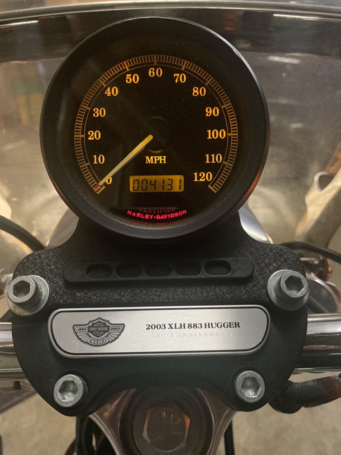 Photo 2003 Harley Davidson Sportster 883