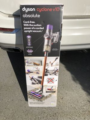 Brand New Dyson V10 Absolute Cordless Vacuum for Sale in Loganville, GA