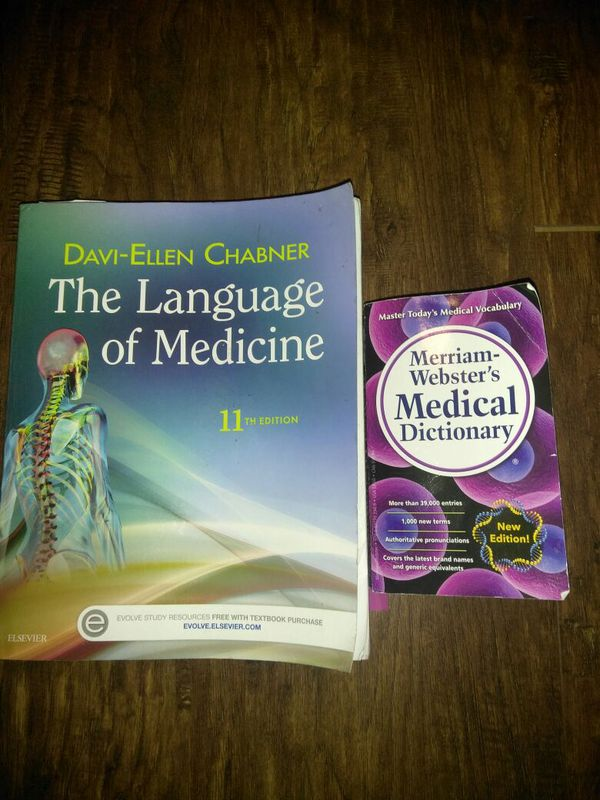 Medical terminology books for Sale in Pico Rivera, CA - OfferUp