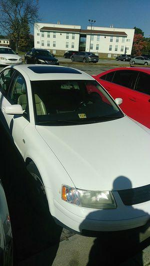 2001 Volkswagen Passat for Sale in Petersburg, VA