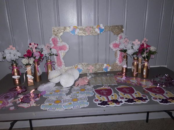 First Communion Decorations For Sale In Plant City Fl Offerup