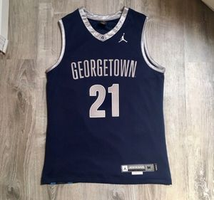 Georgetown Hoyas Basketball Jersey #21 for Sale in Washington, DC