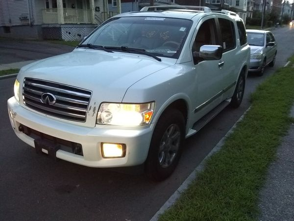 2005 Infiniti Qx56 For Sale In Hartford Ct Offerup