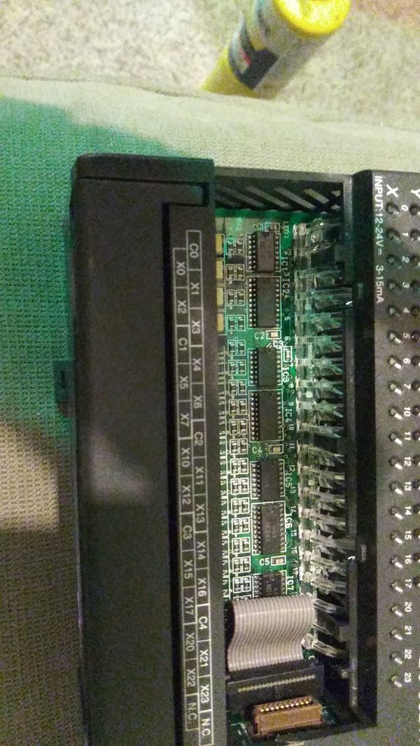 Direct Logic 06 Expandable Micro Brick Plc For Sale In