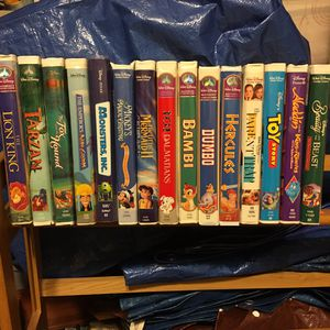 Disney Movies for Sale in Haymarket, VA