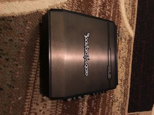 Rockford Fosgate 2ch 125w amp for Sale in Burke, VA