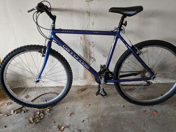 Cannondale m300 Le mountain bike for Sale in Louisville, KY - OfferUp
