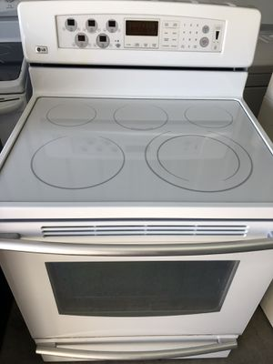 Stove LG 5 Burners Convection Oven Stainless Steel for Sale in Kissimmee, FL