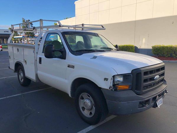 Honda Union City >> 2005 Ford F-250 super duty utility truck for Sale in Fremont, CA - OfferUp